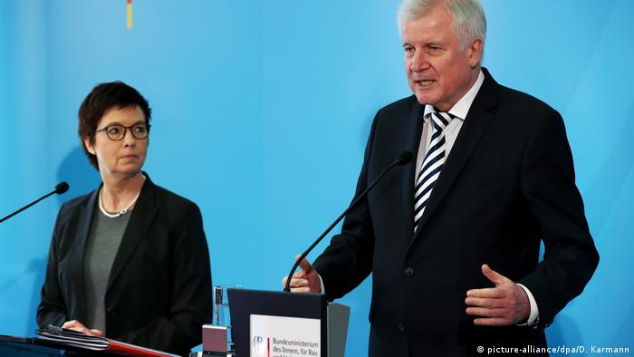 Cordt and Seehofer