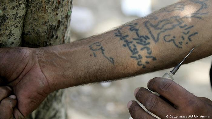 Afghanistan Drogen Heroin