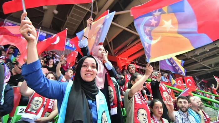 Besuch türkischer Präsident Tayyip Erdogan in Bosnien und Herzegowina (Klix.ba)