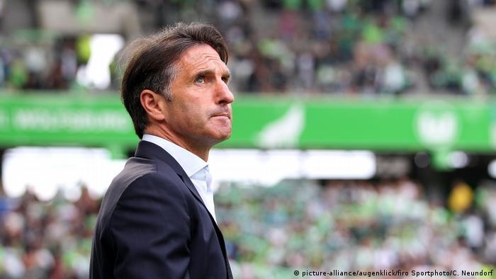 Fußball 1.Bundesliga VfL Wolfsburg - 1.FC Köln Bruno Labbadia