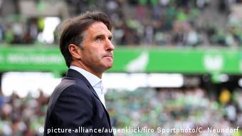 Wolfsburg Teknik Direktörü Bruno Labbadia
