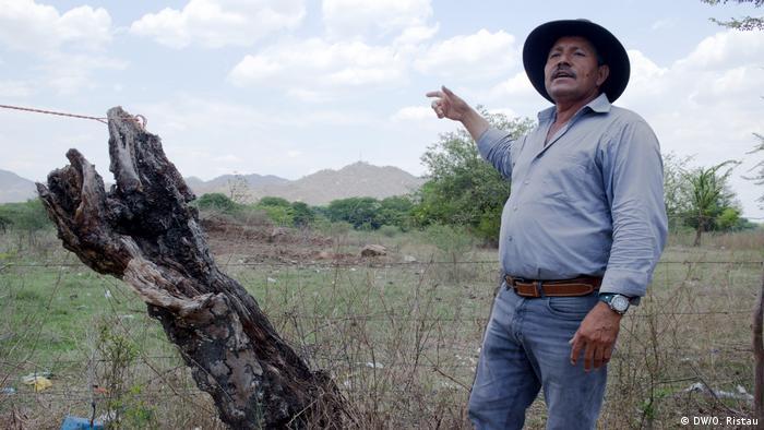 Honduras Choluteca Solarpark Gemeindevertreter