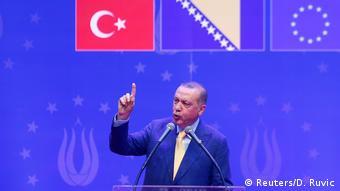 Erdogan za posjeta BiH 2018. godine