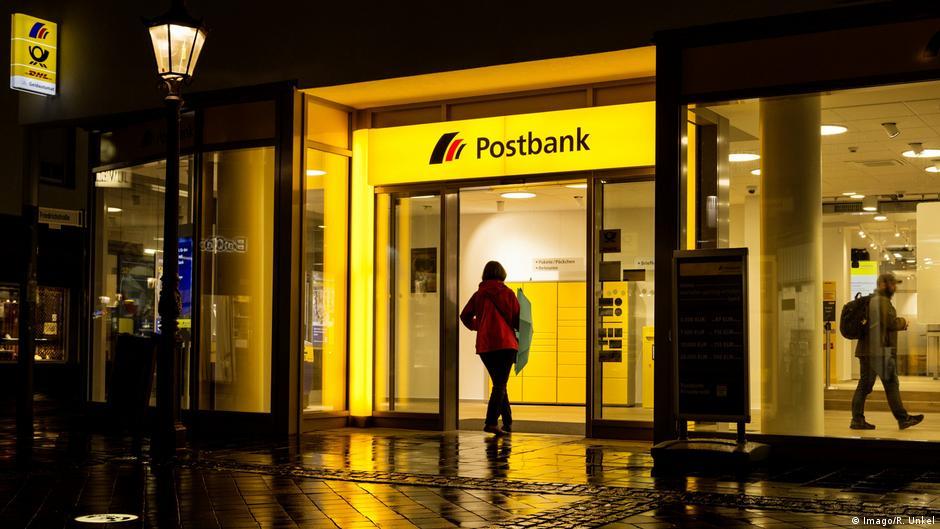 postbank schlie t bis ende des jahres mehr als 100 filialen aktuell deutschland dw. Black Bedroom Furniture Sets. Home Design Ideas