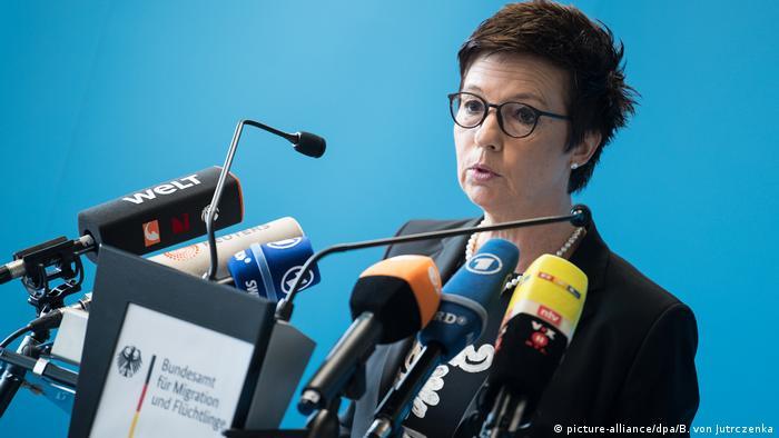 Jutta Cordt (picture-alliance/dpa/B. von Jutrczenka)