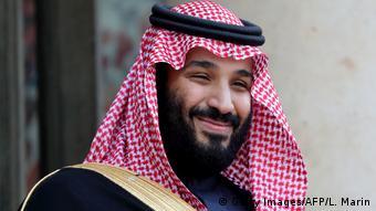 Mohammed bin Salman, Kronprinz Saudi-Arabien