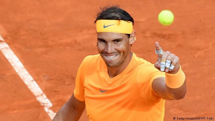 Italian Open Finale Nadal vs Zverev