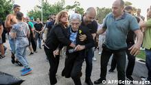 Thessaloniki Angriff auf Bürgermeister Yiannis Boutaris (AFP/Getty Images)