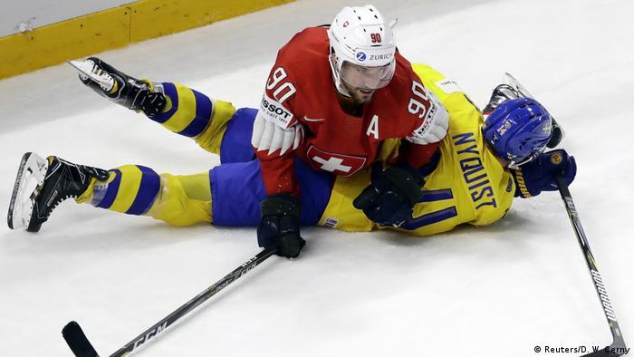 Чемпионат мира по хоккею с шайбой 2018 в Дании