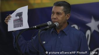 Venezuela Wahlen - Henri Falcon