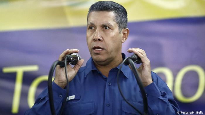 Venezuela Wahlen - Henri Falcon (Reuters/M. Bello)