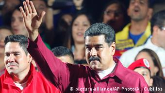 Ο Νίκολας Μαδούρο διατηρείται στον προεδρικό θώκο μετά τις εκλογές στη Βενεζουέλα