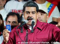 Ніколаса Мадуро оголосили переможцем виборів, які опозиція закликала бойкотувати