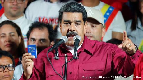 Виборча комісія Венесуели оголосила Мадуро переможцем виборів