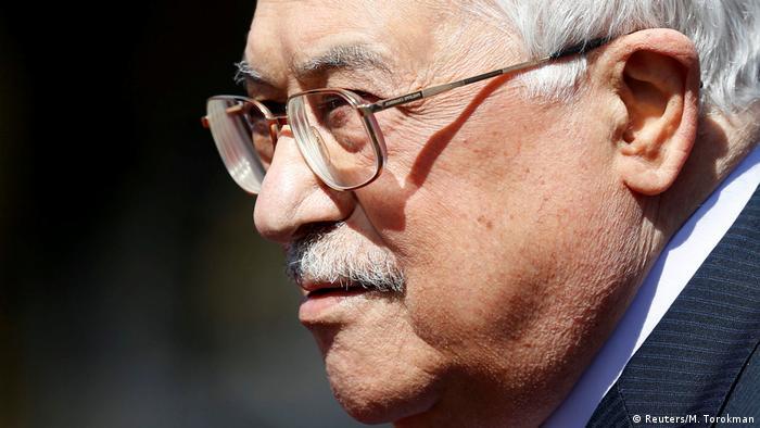 Palästinenser Präsident Mahmoud Abbas (Reuters/M. Torokman)
