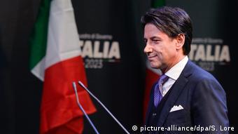 Ο Τζουσέπε Κόντε είναι ο εκλεκτός των Πέντε Αστέρων και της Λέγκας για την ιταλική πρωθυπουργία