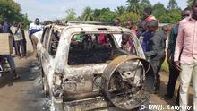 ADF Attacken in Ost-Kongo