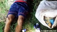 Bangladesch Razzien gegen Drogenhändler