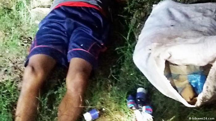 Bangladesch Razzien gegen Drogenhändler (bdnews24.com)