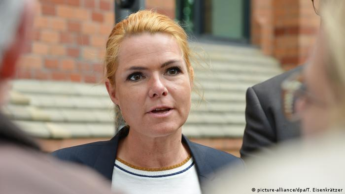 Ramadan: Danish immigration minister Stoejberg calls fasting