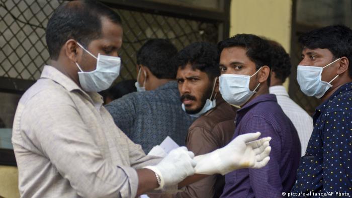 Indien tödliches Nipah-Virus (picture-alliance/AP Photo)