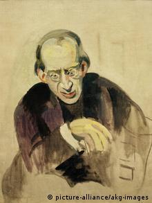 Herwarth Walden, Gemälde von Delaunay