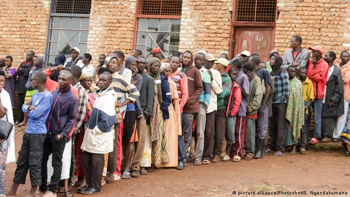 Burundi Verfassungsreferendum