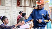 Burundi Verfassungsreferendum | Präsident Pierre Nkurunziza