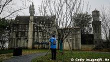 China Replica von Schloss Neuschwanstein in Wuhan