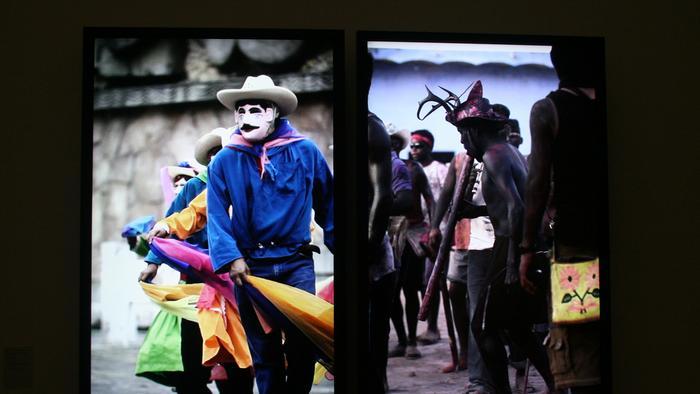 Danzas populares, México
