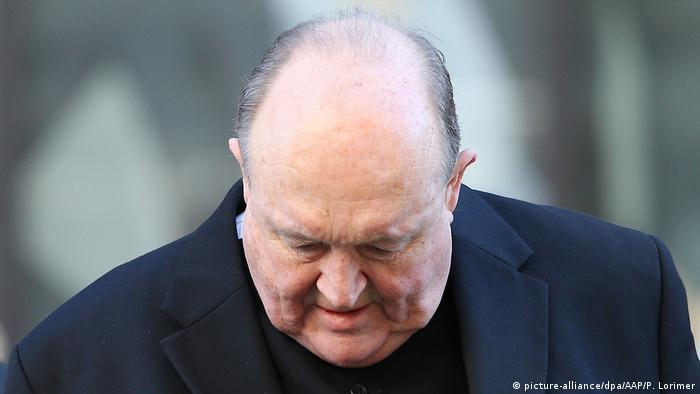 Australian Archbishop of Adelaide Philip Wilson (picture-alliance/dpa/AAP/P. Lorimer)