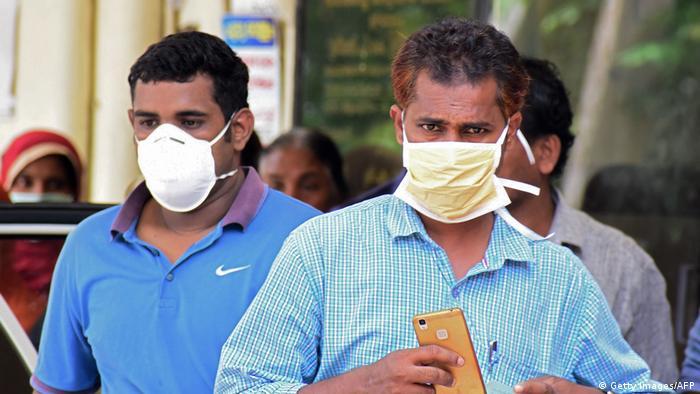 Bildergalerie Nipah-Virus (Getty Images/AFP)