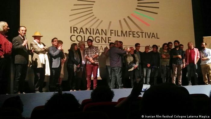 Deutschland - Iranische Film Festival in Köln (Iranian film festival Cologne Laterna Magica)