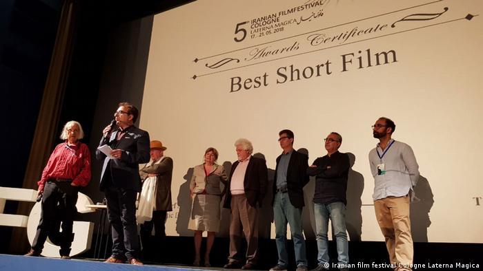 هیأت داوران جشنواره فیلمهای ایرانی کلن