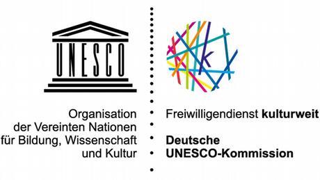 Logo Freiwilligendienst kulturweit