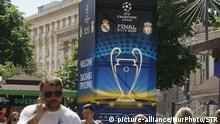 UEFA Champions League Finale | Vorbereitungen in Kiew