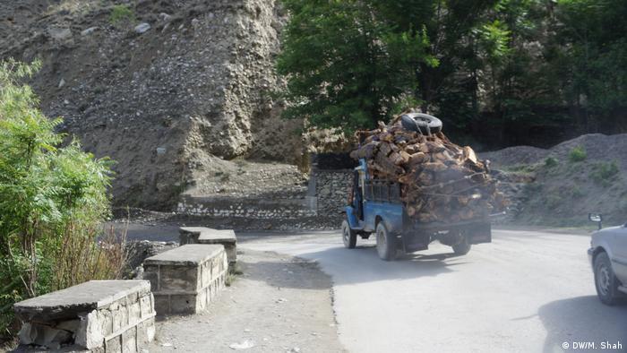 Bildergalerie Pakistan Dir und Chitral (DW/M. Shah)