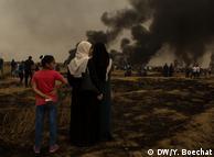 Наслідки заворушень в Секторі Гази (архівне фото)