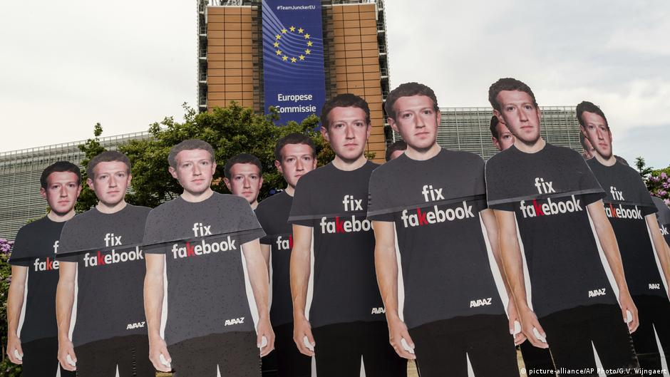 Facebook′s Mark Zuckerberg in EU Parliament: As it happened