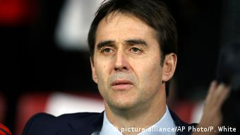 Julen Lopetegui (picture-alliance/AP Photo/P. White)