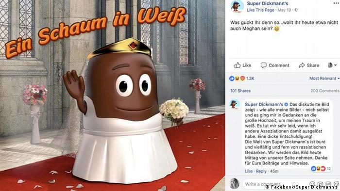 Meghan Markle: German firm apologizes for racist chocolate