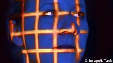 Symbolbild Gesichtserkennung