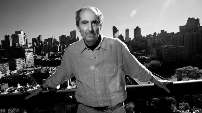 فیلیپ راث در سال ۲۰۱۰ در نیویورک