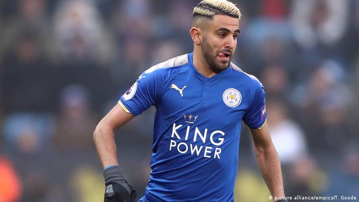 Fussball - Riyad Mahrez (picture alliance/empics/T. Goode)
