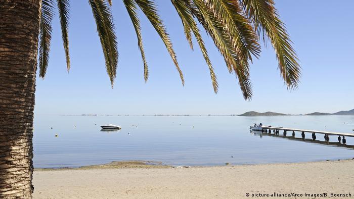 Spanien - La Manga del Mar Menor