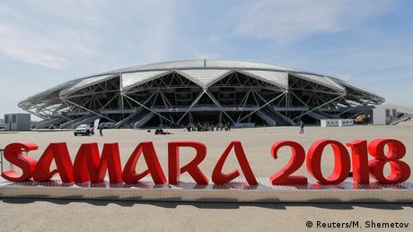Russland WM 2018 - Samara Arena (Reuters/M. Shemetov)