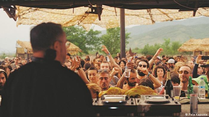 Georgien - Musikfestival - Tiflis tanzt