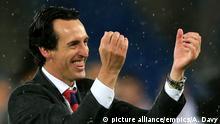 Fussball - Unai Emery wird wohl neuer Trainer des FC Arsenal