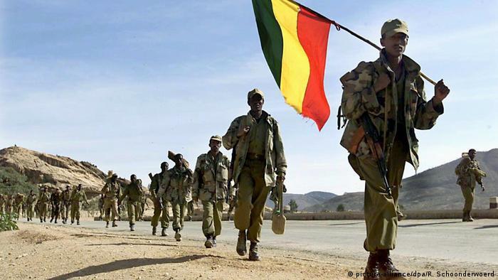 Äthiopien beginnt mit Truppenabzug aus Grenzregion zu Eritrea (picture-alliance/dpa/R. Schoonderwoerd)