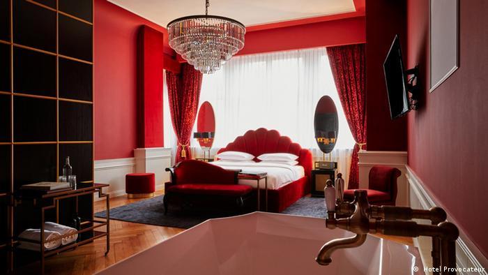 Bildergalerie Hoteltipps Berlin ( Hotel Provocateur)